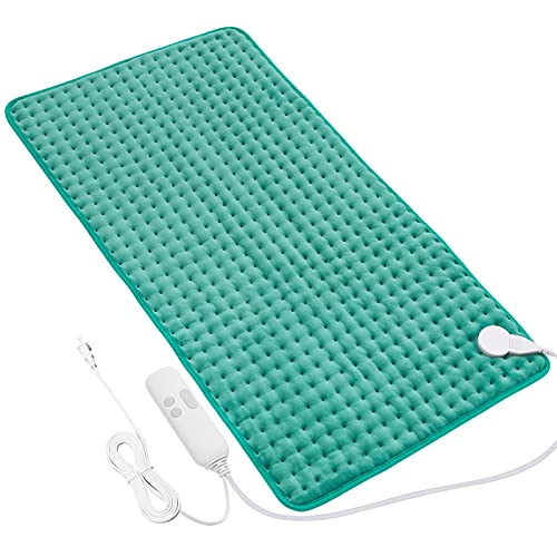 Heating Pads for Back Pain,18'x33' Large Electric Heating Pads with...