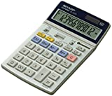 Sharp EL-337C - Calculadora (12 dígitos)