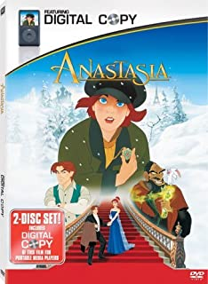 Anastasia by Meg Ryan