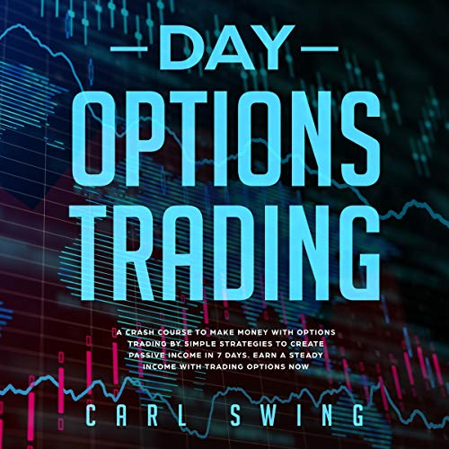 Day Options Trading audiobook cover art