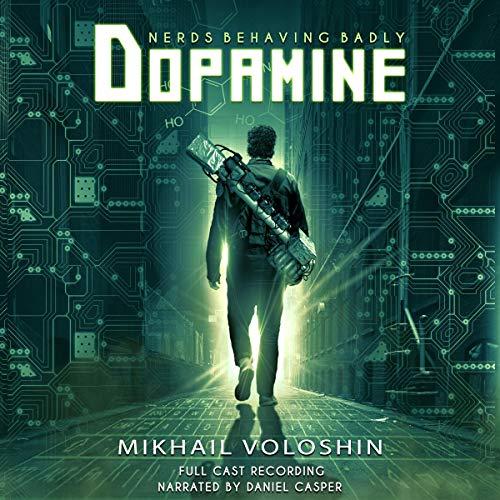 Dopamine audiobook cover art