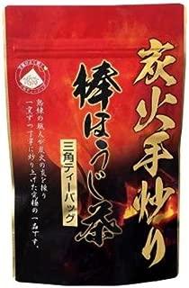 ひしだい製茶 炭火棒ほうじ茶 ティーバッグ 2.5g×12袋