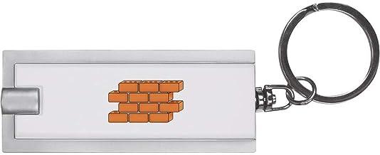 'Stenen Muur' Sleutelhanger LED-Zaklamp (KT00021166)
