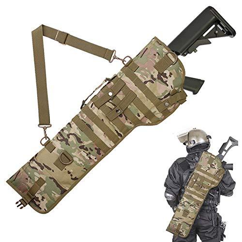TBDLG Home Gewehr Weichkoffer, multifunktionale tragbare gewehrtasche, FüR Langwaffen Outdoor Tactical Carbine Wasser- Und Staubdicht Jagd SchießEn