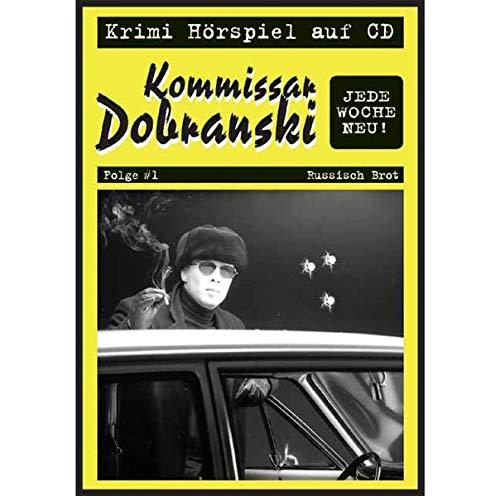 Kommissar Dobranski 01. Russisch Brot. CD . Krimi-Hörspiel