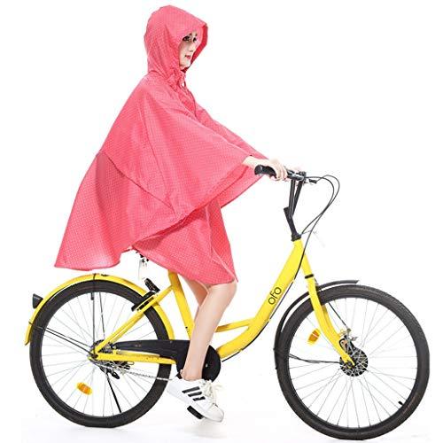 FATHTAK fietsen poncho losse grote reis waterdichte dunne mantel regenjas windjas C