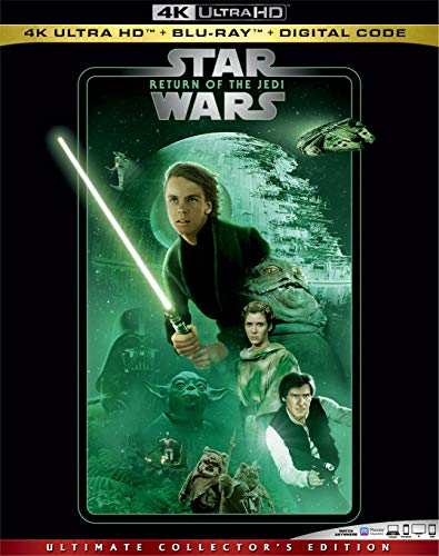 STAR WARS: RETURN OF THE JEDI [Blu-ray]