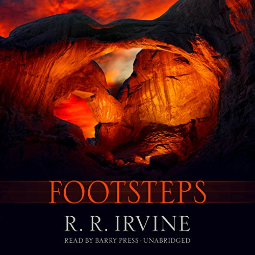 Footsteps audiobook cover art