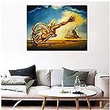 Surrealistische Werke von Salvador Dali Leinwand Gemälde
