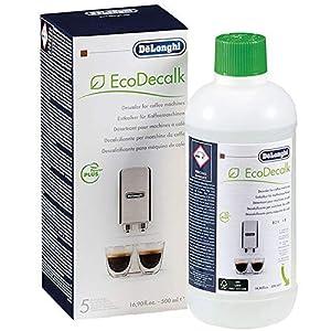 DELONGHI EcoDecalk SER3018 - Descalcificador para cafetera (500 ml)