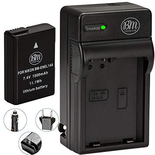 BM Premium EN-EL14A, EN-EL14 Batter…