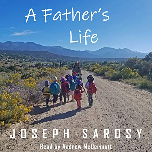 A Father's Life: True Tales from the Frontiers of Fatherhood Titelbild
