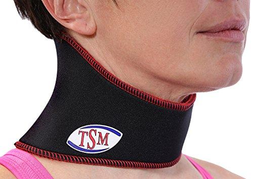 TSM Sportbandage Nacken-Bandage Pro, S, 3520