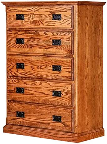 Forest Designs Traditional Five Drawer Dresser Virginia Beach Mall x Max 51% OFF W 34