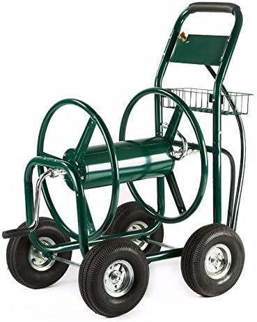 Lotus Analin Garden Water Hose Reel 300FT Outdoor Heavy Ranking TOP19 Cart Dut OFFicial shop