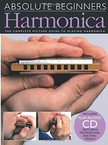 Absolute Beginners: Harmonica (Book, CD): Noten, Lehrmaterial, Bundle, CD für Harmonika