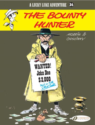 Lucky Luke - tome 26 The Bounty Hunter (26)