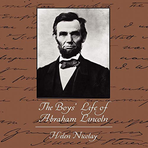 Couverture de The Boys' Life of Abraham Lincoln