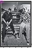JCYMC Leinwand Bild Dr.DRE & Snoop Dogg Rapper Star Sänger