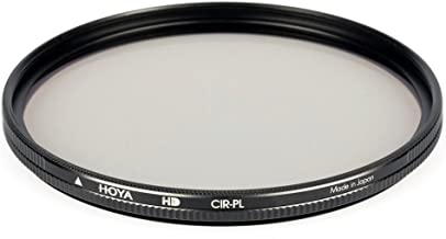 Hoya High Definition Hardened Glass 8-Layer Multi-Coated Circular Polarizing HD Filter, 4X The Tensile Strength of Traditional Filters