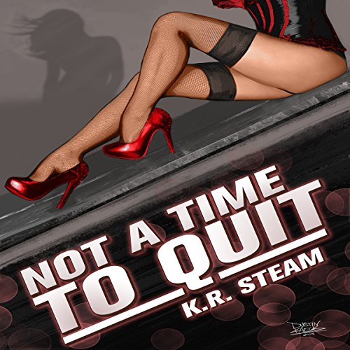 Not a Time to Quit audiobook cover art