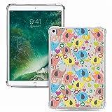 LMFULM® Étui pour Apple iPad Air 3 2019 / iPad Pro 2017 (10,5 Pouces) Coque en TPU Gel Souple...