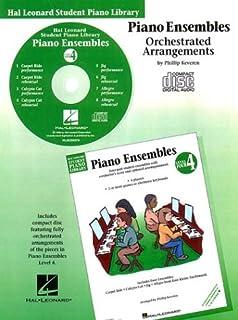 Piano Ensembles: Level 4