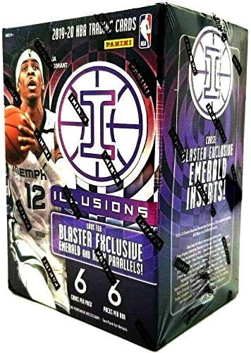 2020 Panini Illusions NBA BLASTER box