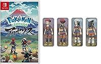 Pokémon LEGENDS アルセウス -Switch (【早期購入特典】プロモカード「アルセウスV」 ×1 同梱)【Amazon.co.jpオリ...