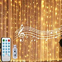 Save big on curtain string lights