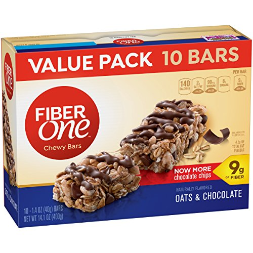 Fiber One Chocolate 90 Calorie Chewy Bars