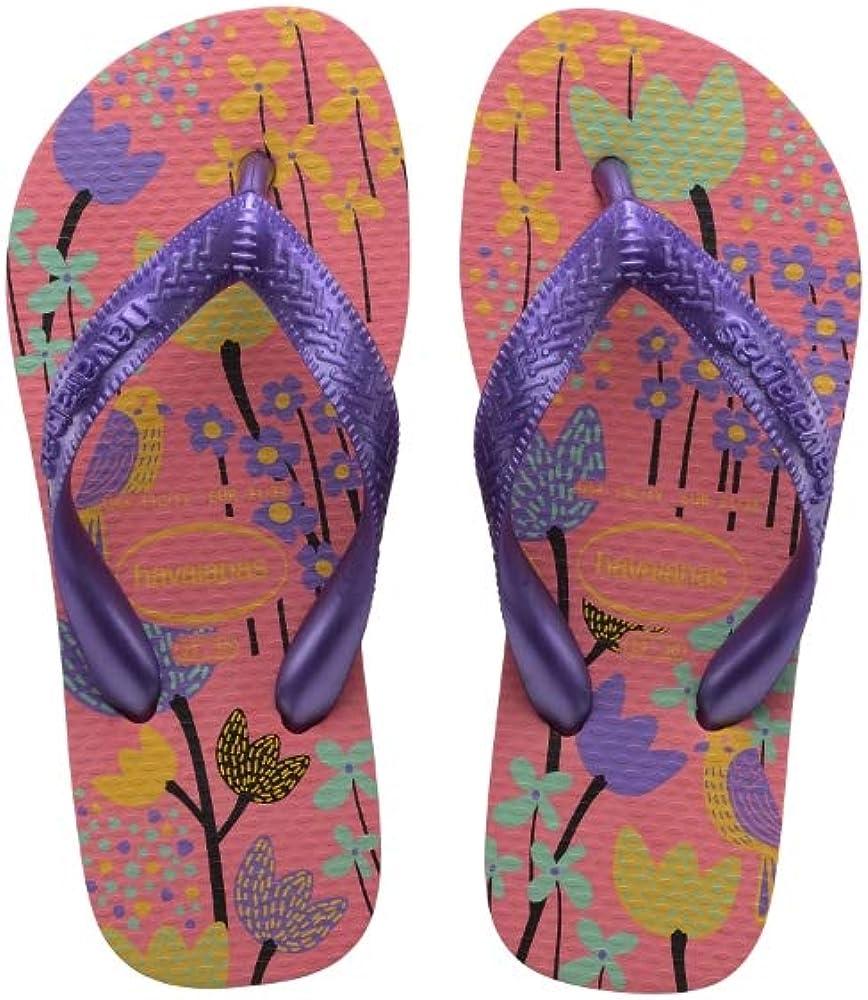 Havaianas Womens Flores Flip-Flop