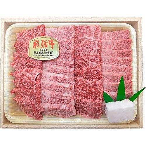 ( 産地直送 お取り寄せグルメ ) 飛騨牛 焼肉 (モモ・バラ) 500g