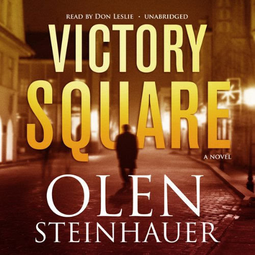 Victory Square audiobook cover art