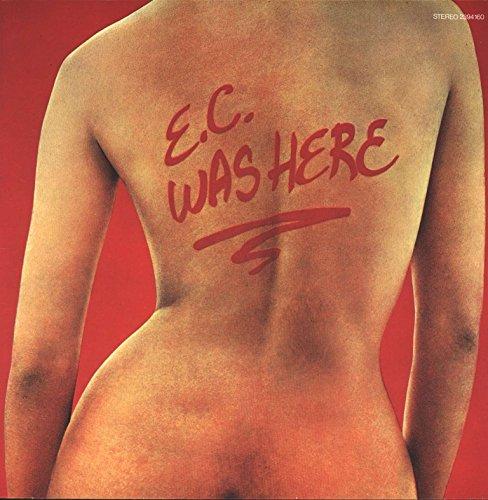 Eric Clapton - E.C. Was Here - RSO - 2394 160