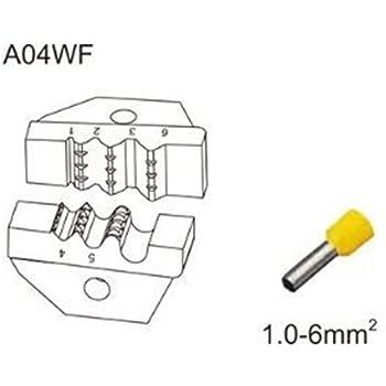 A35WF Juegos de matrices para HS-35WF FSE-35WF AM-10 EM-6B1 EM-6B2 PILER DE ENSAMBLADO M/áquina para engarzar un juego