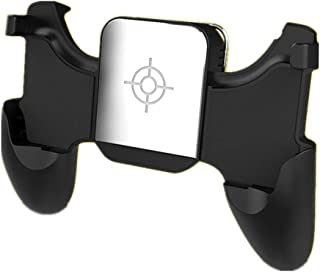 DZSF Mobil spelkontroll, spelkontroll trigger grepp spel joysticks kylfläkt halvledare värmefördelning för 4-6,5 tums Andr...