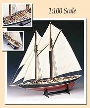 Amati Bluenose Wooden Fishing Yacht Ship Model Kit
