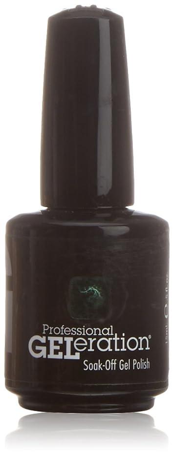 ラリーベルモント盆地減るJessica GELeration Gel Polish - Standing Ovation - 15ml / 0.5oz