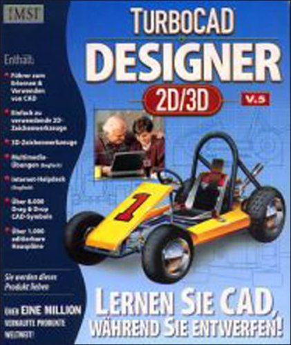 TurboCAD Designer 2D/3D