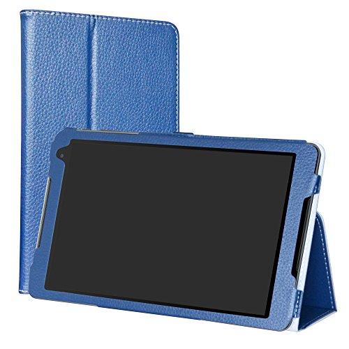 Alcatel A3 (10) 4G hülle,LiuShan Folding PU Leder Tasche Hülle Hülle mit Ständer für 10.0