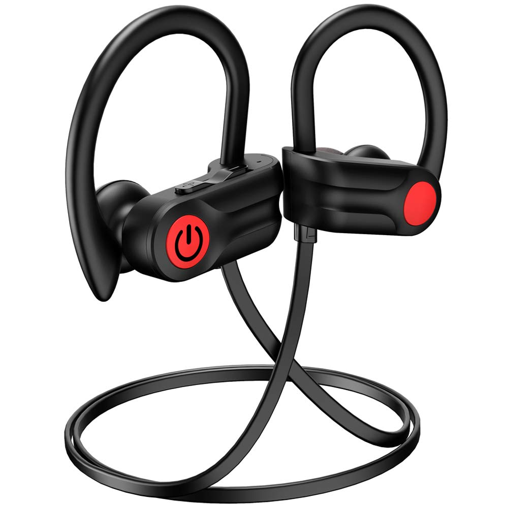 Bluetooth Headphones Earphones Waterproof Cancelling