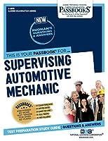 Supervising Automotive Mechanic (Career Examination)