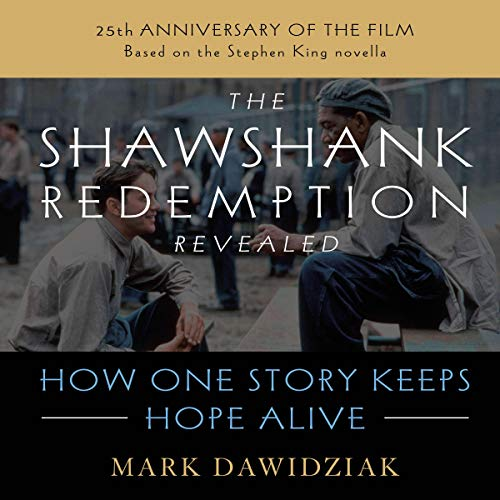 The Shawshank Redemption Revealed audiobook cover art