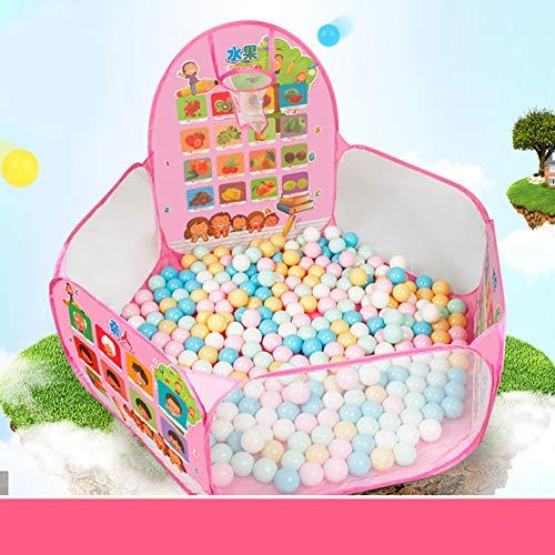 Ocamo Pelota marina de juguete para niños, plegable, para jugar al baloncesto,...