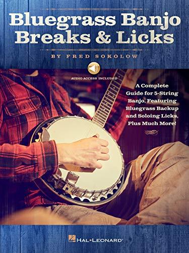 Bluegrass Banjo Breaks & Licks (English Edition)