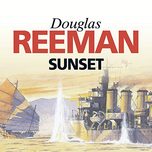 Sunset audiobook cover art