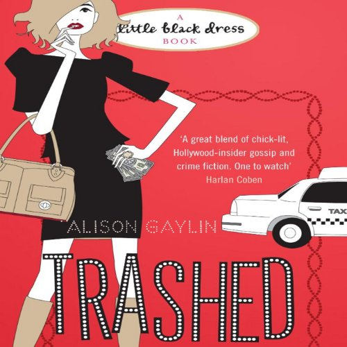 Trashed audiobook cover art
