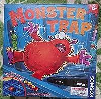 モンスタートラップ ボードゲーム(日本語説明書付き)