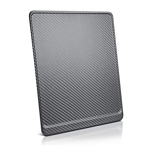 schildEVO Kennzeichenverstärker | Carbon | 180 x 200 mm | Aluminium | Kennzeichenhalter Alu | Motorrad | DHL-Versand